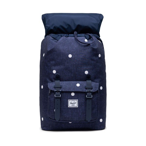 Herschel Little America | Mid-Volume - Polka Dot Crosshatch