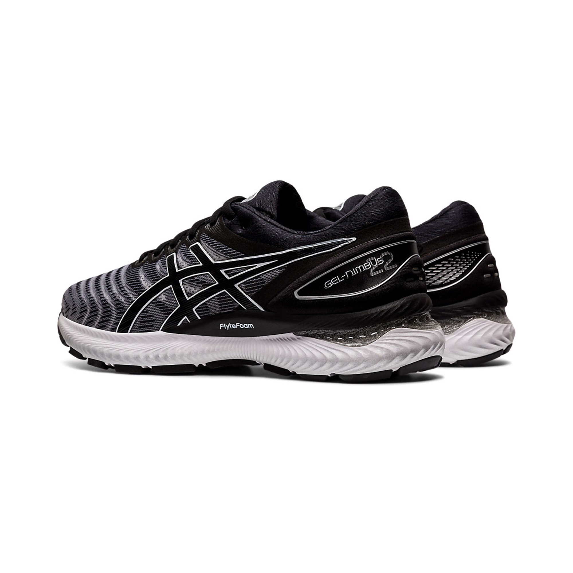 ASICS Gel-Nimbus 22 'Black/White'
