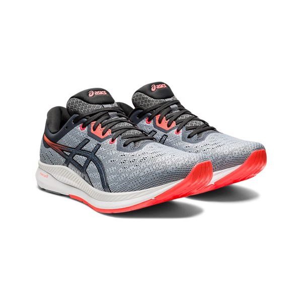 ASICS EvoRide 'Sheet Rock/Flash Coral'