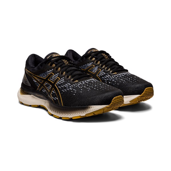 ASICS Gel-Nimbus 22 Knit 'Black/Black'