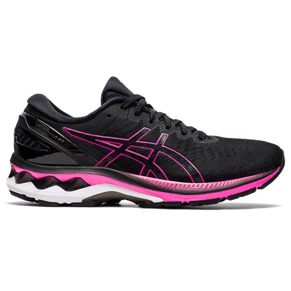 ASICS Gel-Kayano 27 'Black/Pink Glow'