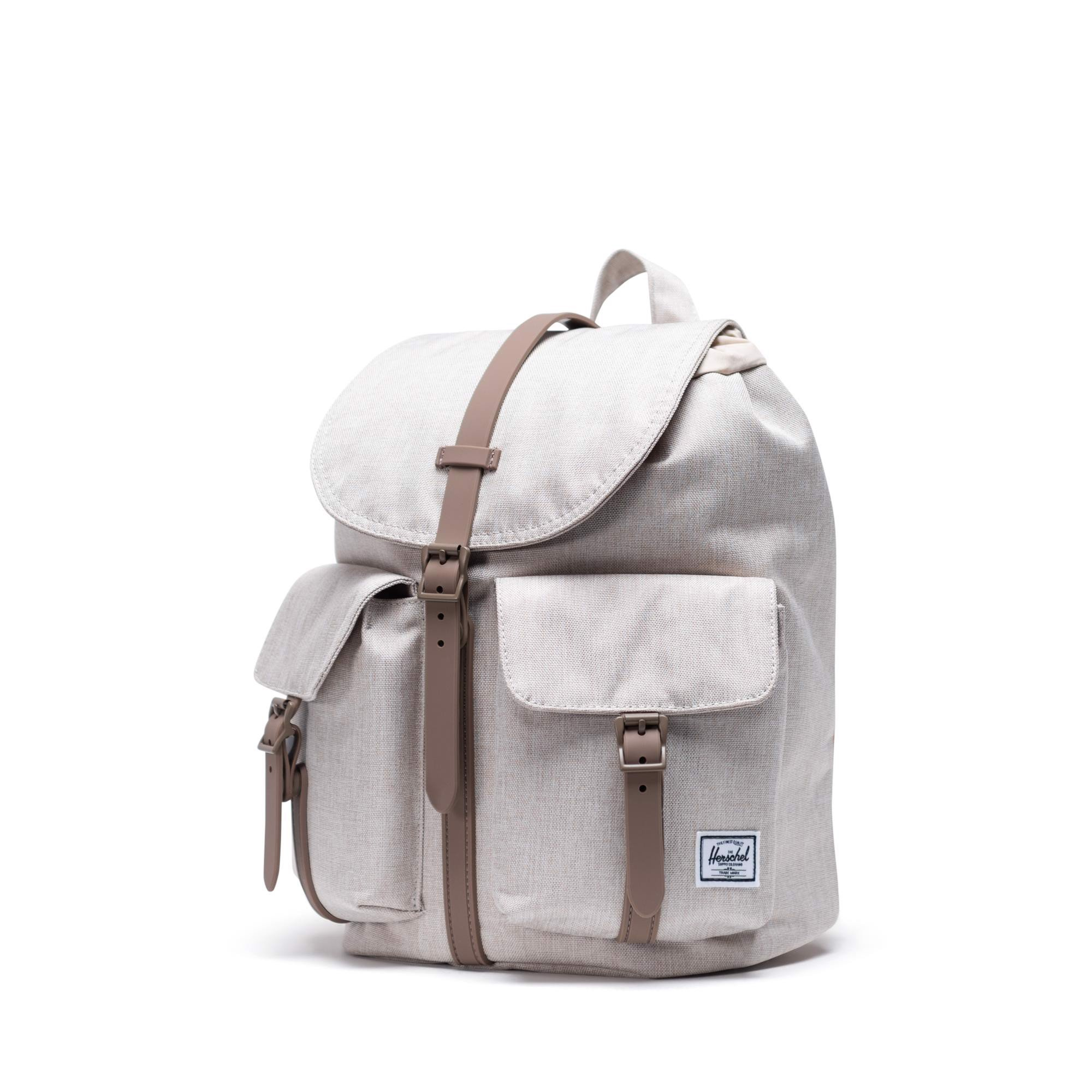 Herschel Dawson Small - Overcast Crosshatch/Pine Bark