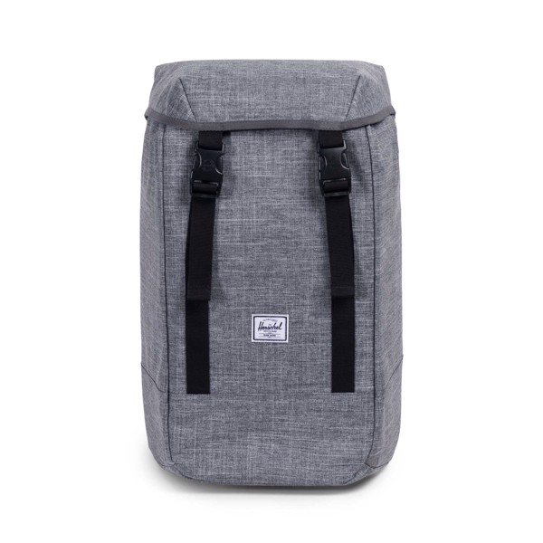 Hersche Iona Backpack - Raven Crosshatch/Black