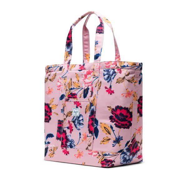 Herschel Bamfield Tote | Mid-Volume - Winter Floral