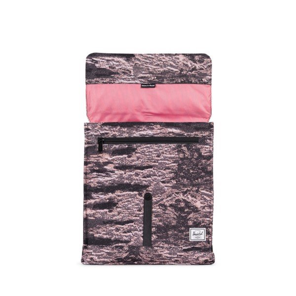 Herschel City Backpack | Mid-Volume - Ash Rose Desert/Black