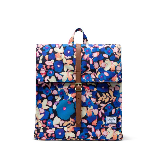 Hersche City Backpack | Mid-Volume - Painted Floral