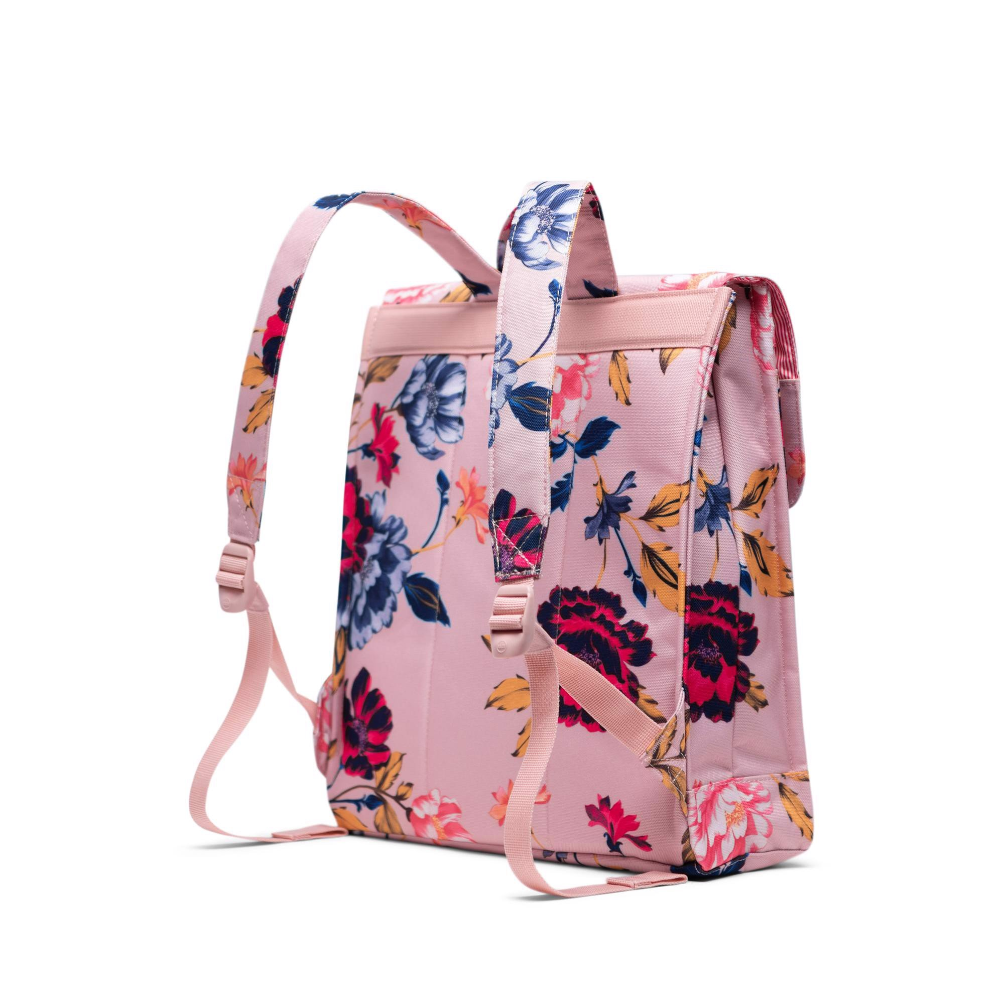 Herschel City Backpack | Mid-Volume - Winter Floral
