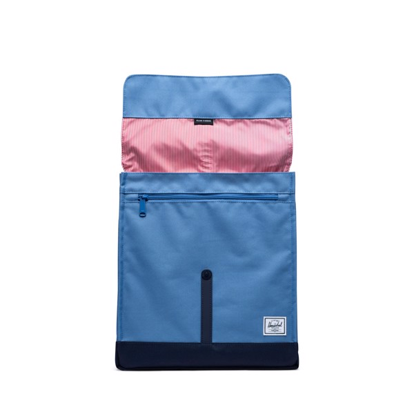 Hersche City Backpack | Mid-Volume - Riverside/Peacoat