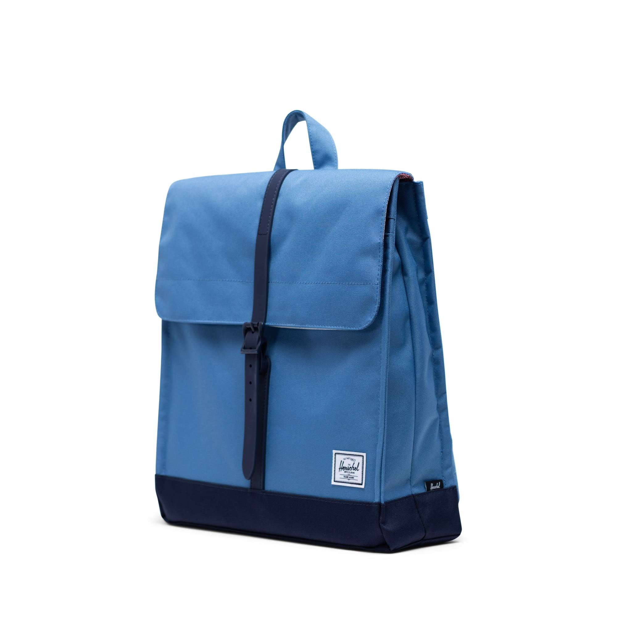 Herschel City Backpack | Mid-Volume - Riverside/Peacoat