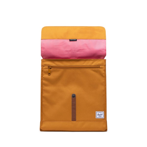 Hersche City Backpack | Mid-Volume - Buckthorn Brown