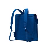 Hersche City Backpack | Mid-Volume - Monaco Blue Crosshatch