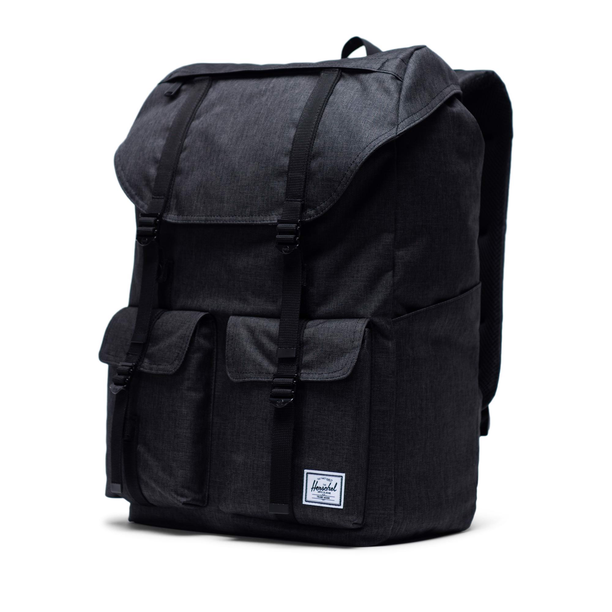 Herschel Buckingham - Black Crosshatch
