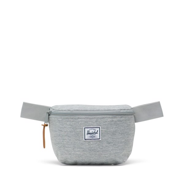 Herschel Fourteen Waist Pack - Light Grey/Crosshatch