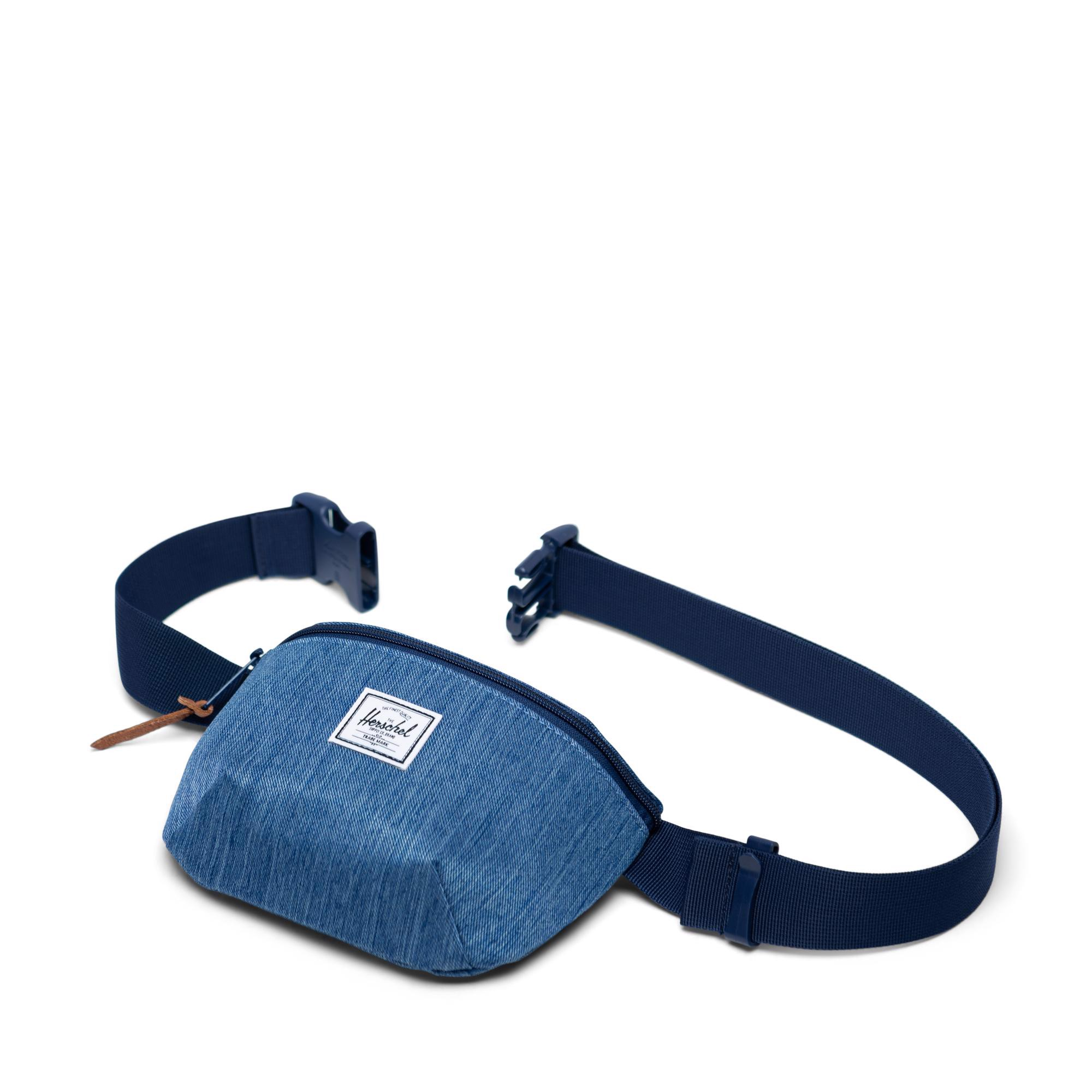 Herschel Fourteen Waist Pack - Faded Denim