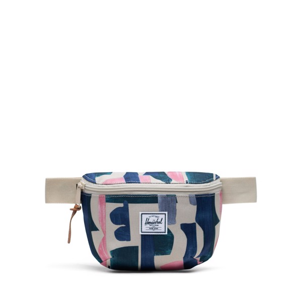 Herschel Fourteen Waist Pack - Abstract Block