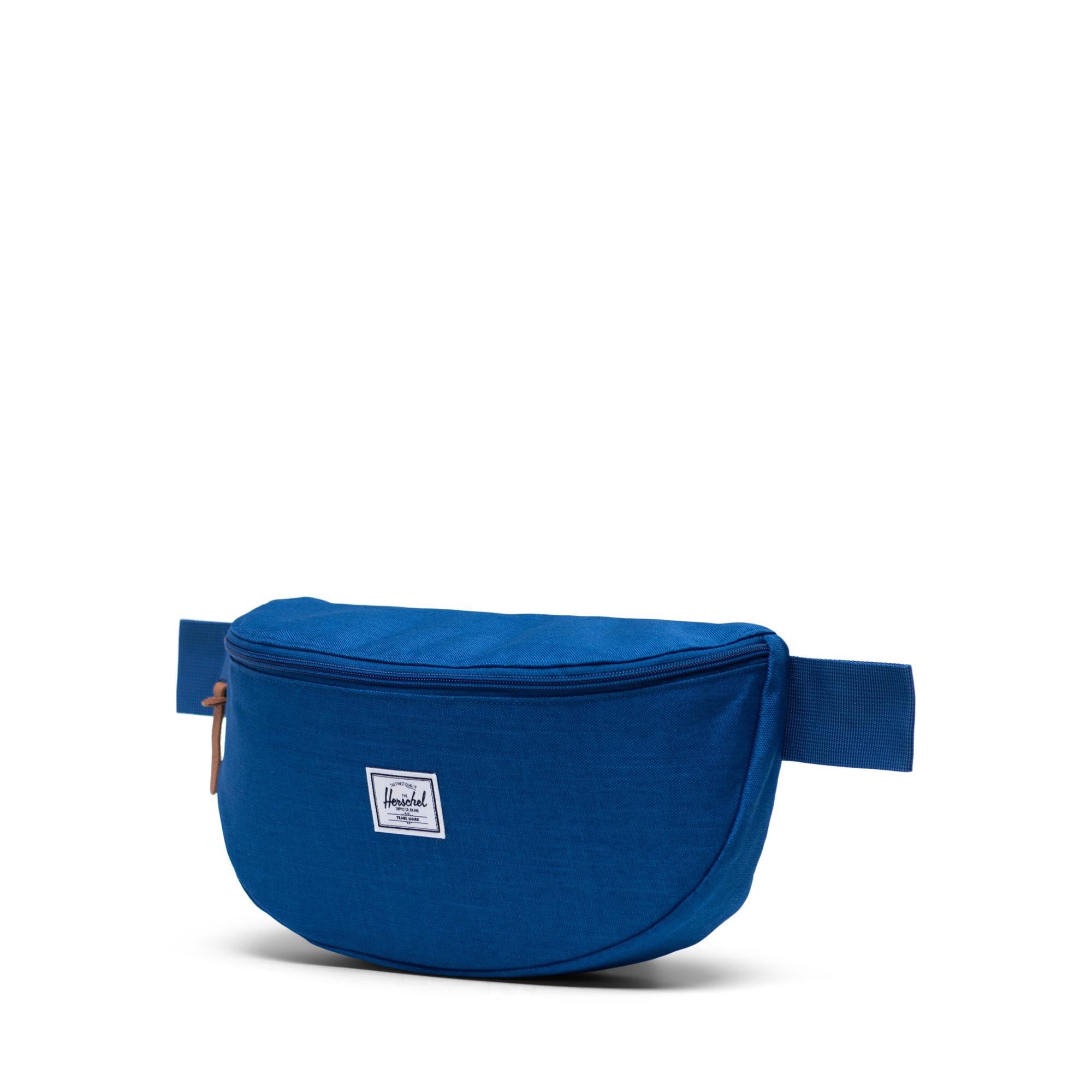 Herschel Sixteen Hip Pack - Mona Blue Crosshatch