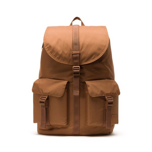 Herschel Dawson Light - Saddle Brown