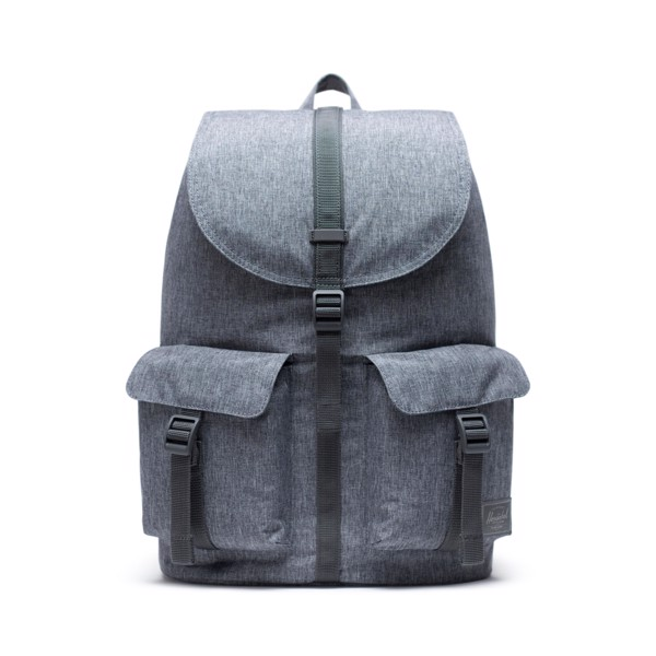 Herschel Dawson Light - Raven Crosshatch