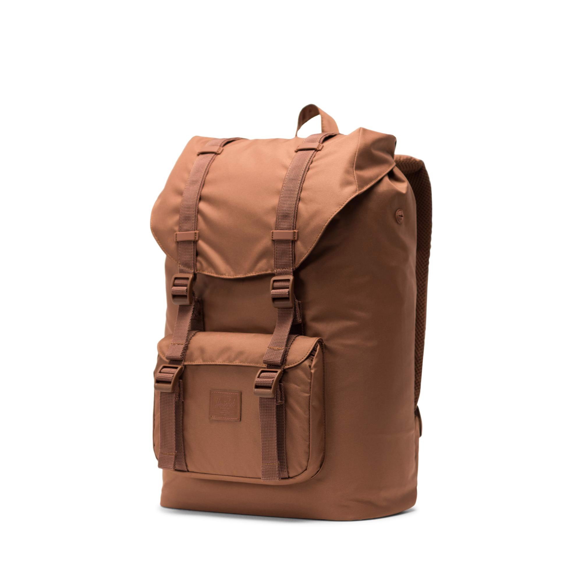 Herschel Little America Light | Mid-Volume - Saddle Brown