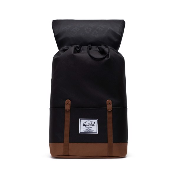 Herschel Retreat Backpack Eco Edition - Black