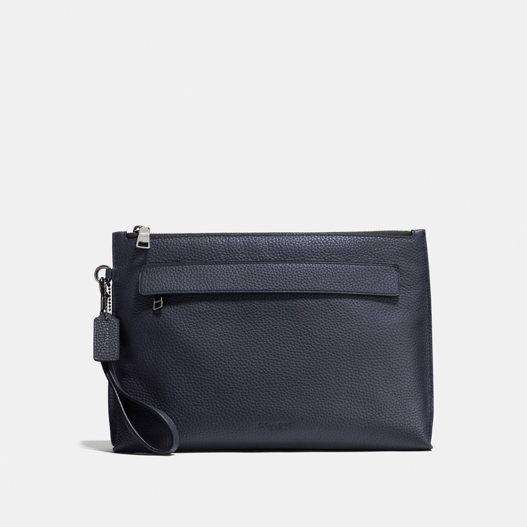 Coach Carryall Pouch - Midnight