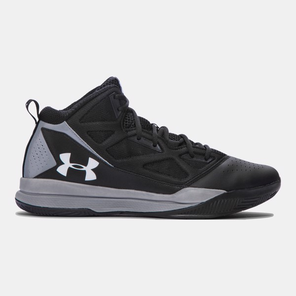 Under Armour Jet Mid 'Grey'