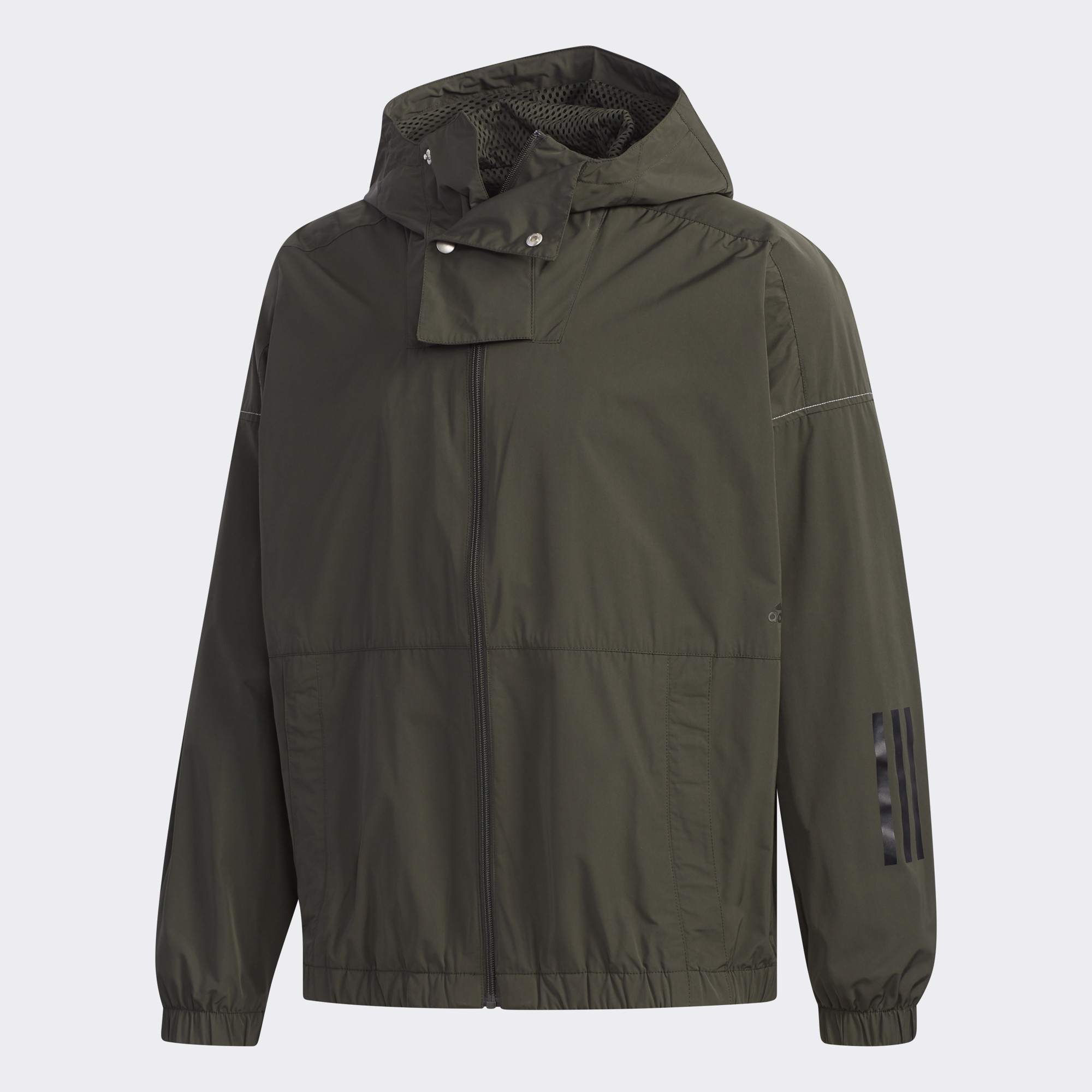adidas S2S Woven Climalite Jacket - Deep Green