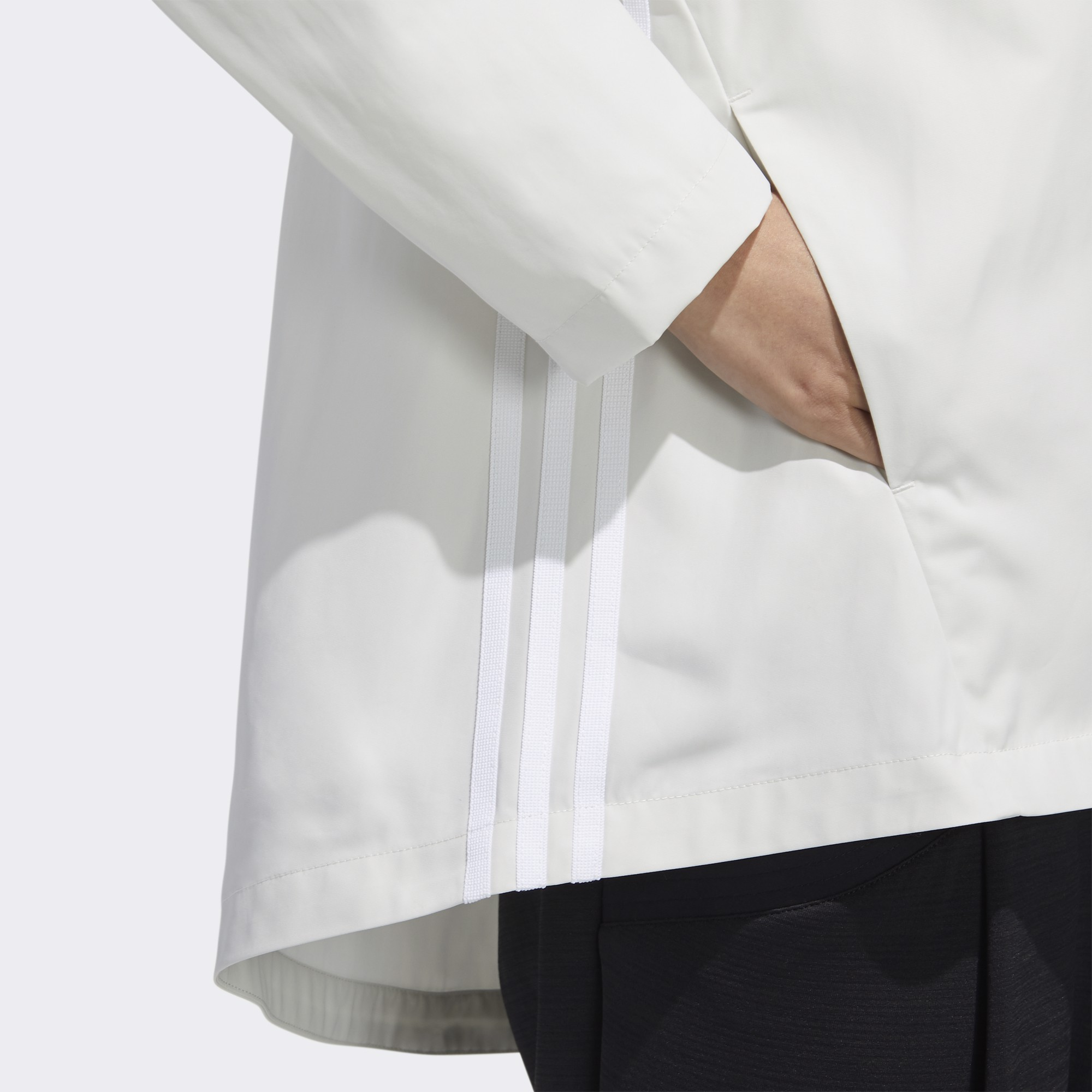 adidas Must Haves Wind Jacket 'Cream White'