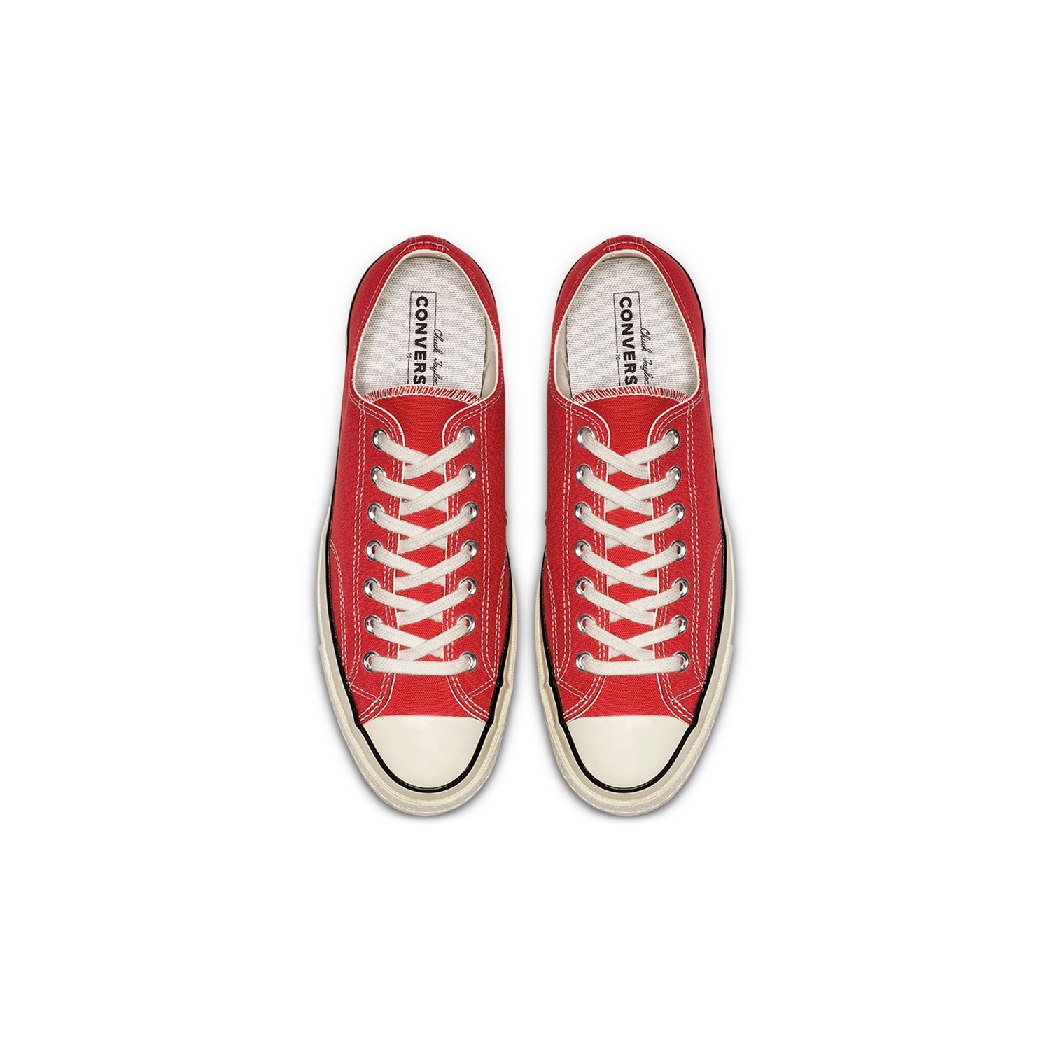 Converse Chuck 70 Vintage Canvas Low 'Red'