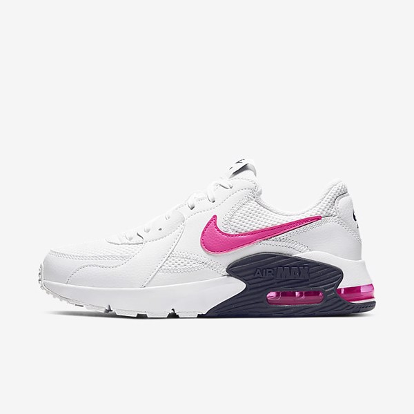 Nike Air Max Excee - White/Pink