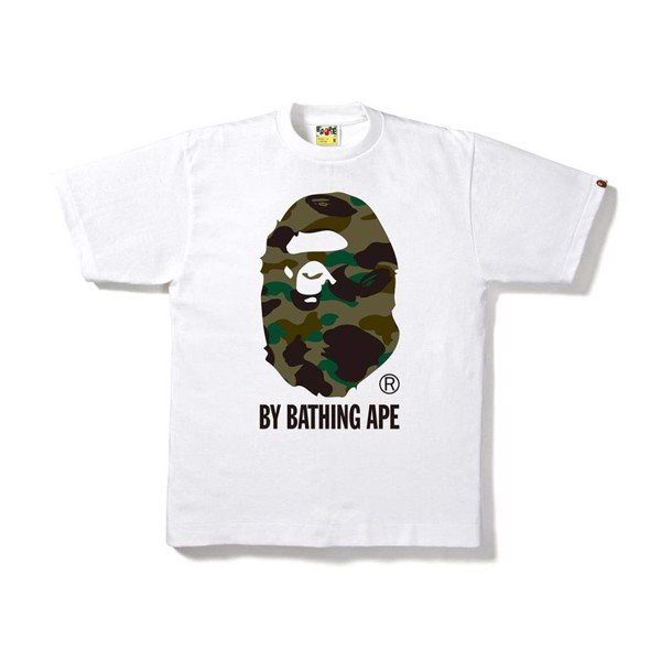 First Camo By Bathing Tee SS18