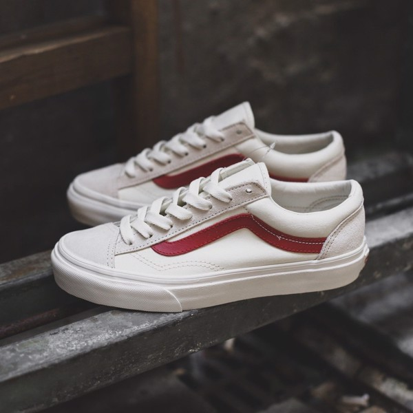 Vans Style 36 'Marshmallow Red'