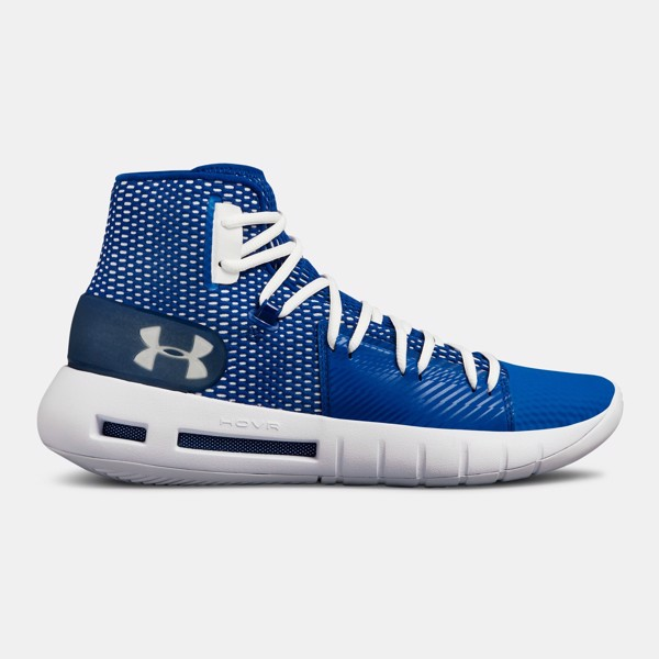 Under Armour HOVR HAVOC MID BASKETBALL 'Blue/White'
