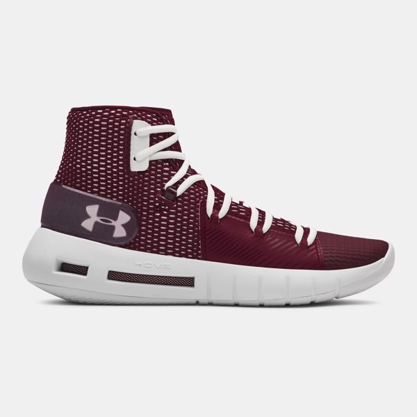 Under Armour HOVR HAVOC MID BASKETBALL 'Red/White'