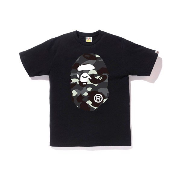 City Camo Big Ape Head Tee SS18 (Glow in the Dark)