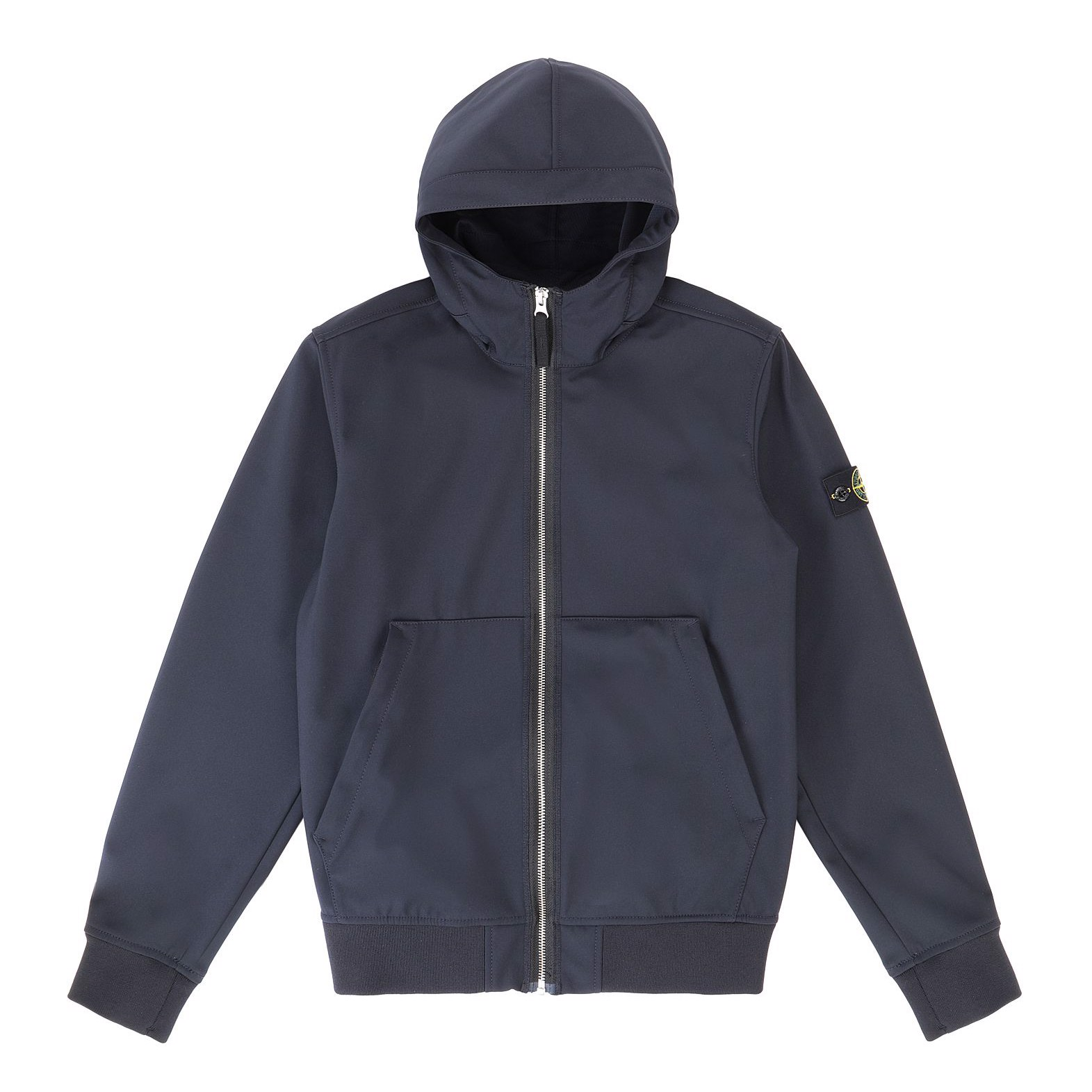 STONE ISLAND JUNIOR 40734 LIGHT SOFT SHELL-R 'BLUE'
