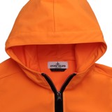 STONE ISLAND JUNIOR 40734 LIGHT SOFT SHELL-R 'FLUO ORANGE'