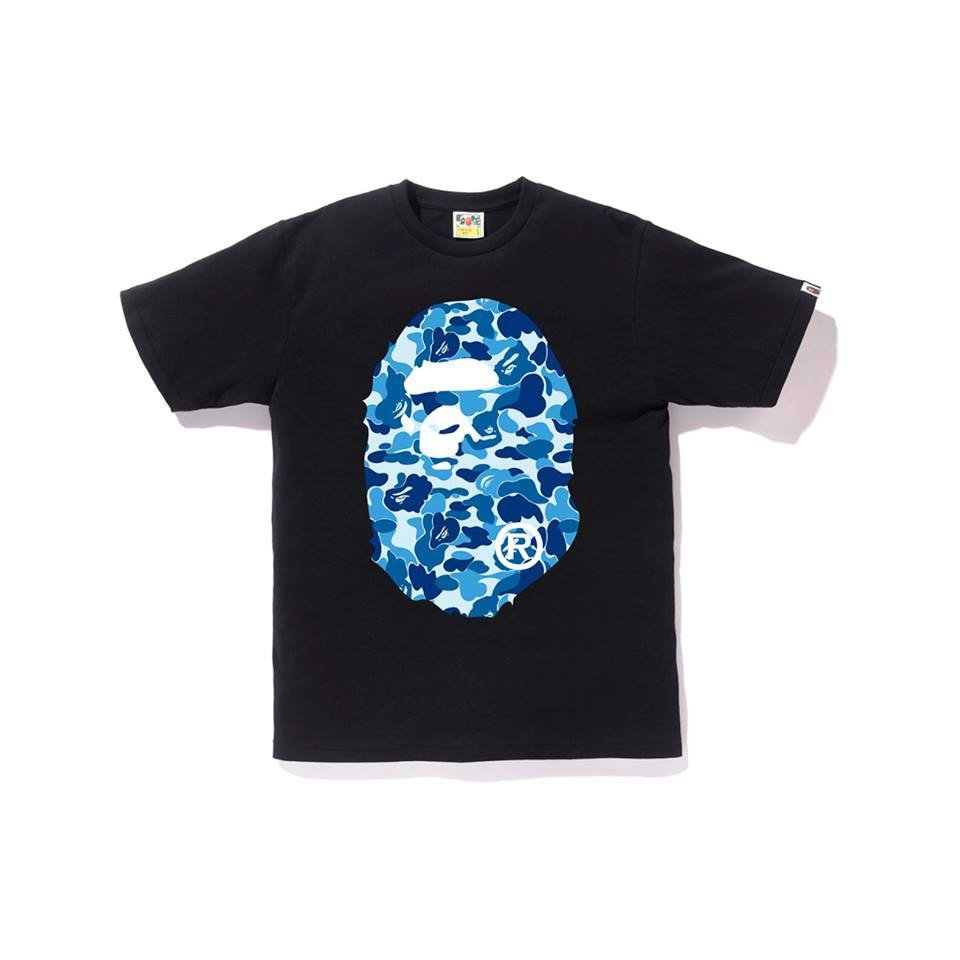 ABC Big Ape Head Tee SS18