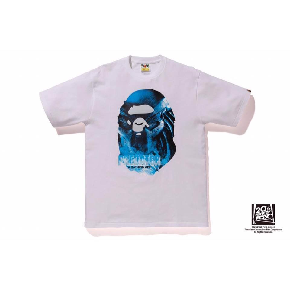 PREDATOR x Big Ape Head Tee SS18