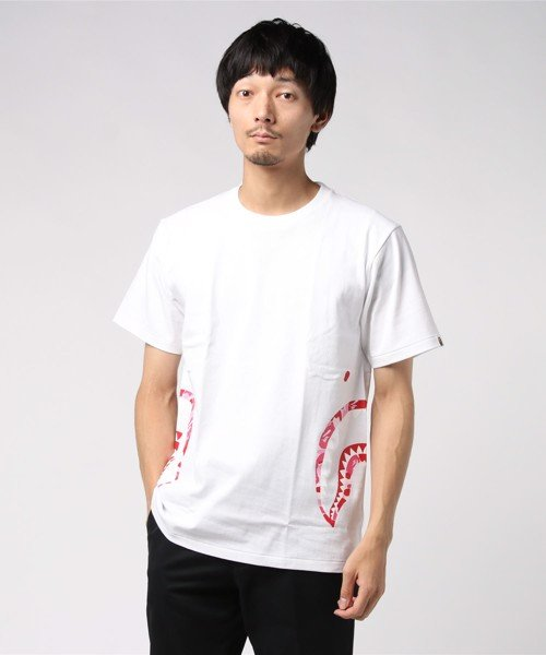 ABC Side Shark Tee SS19