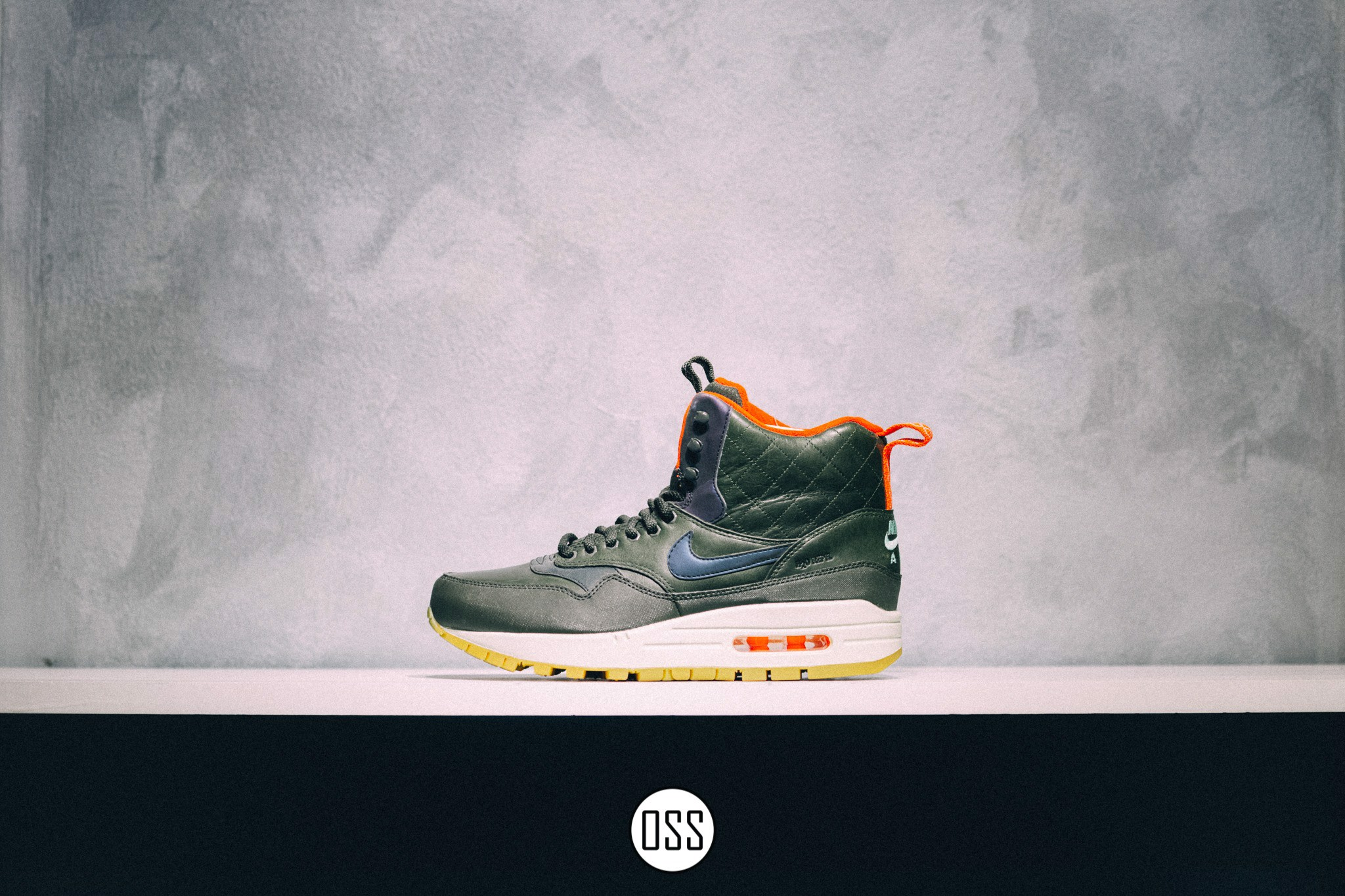 Nike Air Max 1 Mid Sneakerboot Reflect 'Green'