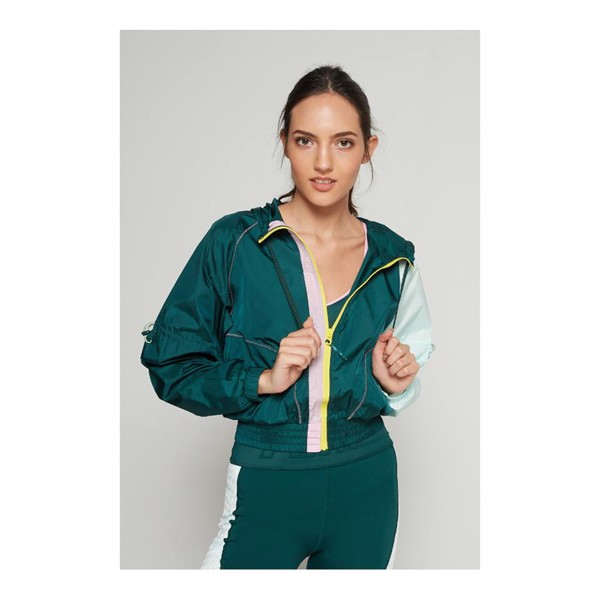 PUMA Cosmic Jacket TZ 'Green'