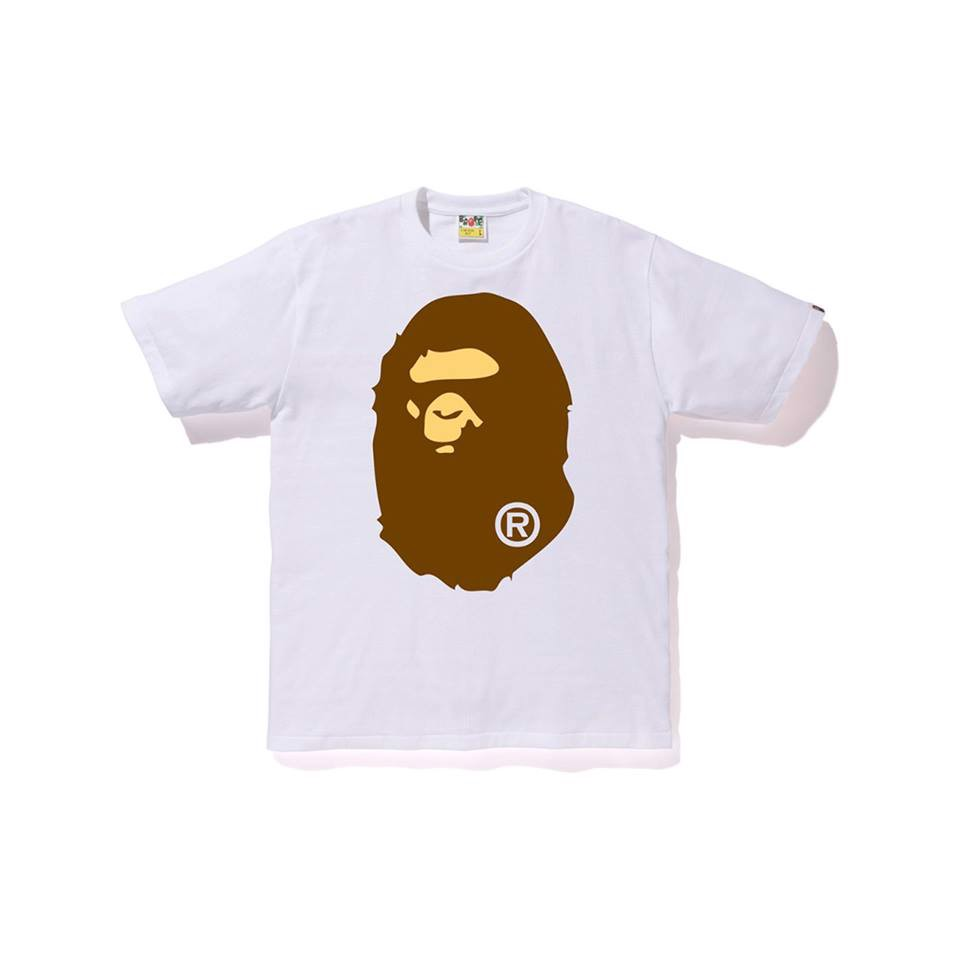 Big Ape Head Tee SS19