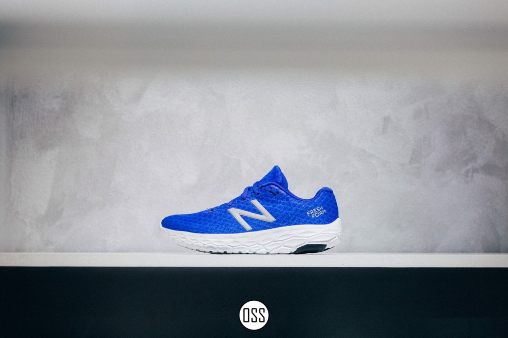 New Balance Fresh Foam Beacon 'Electric Blue'