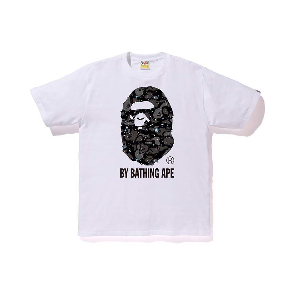 Space Camo By Bathing Tee SS19
