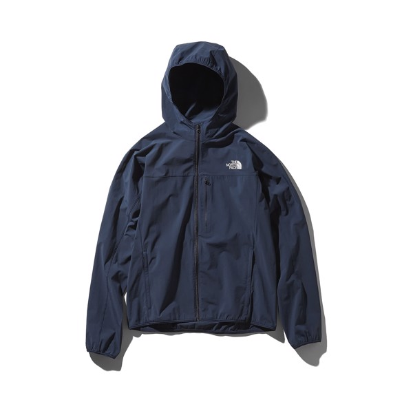 The North Face Mountain Soft Shelf - Urban Navy