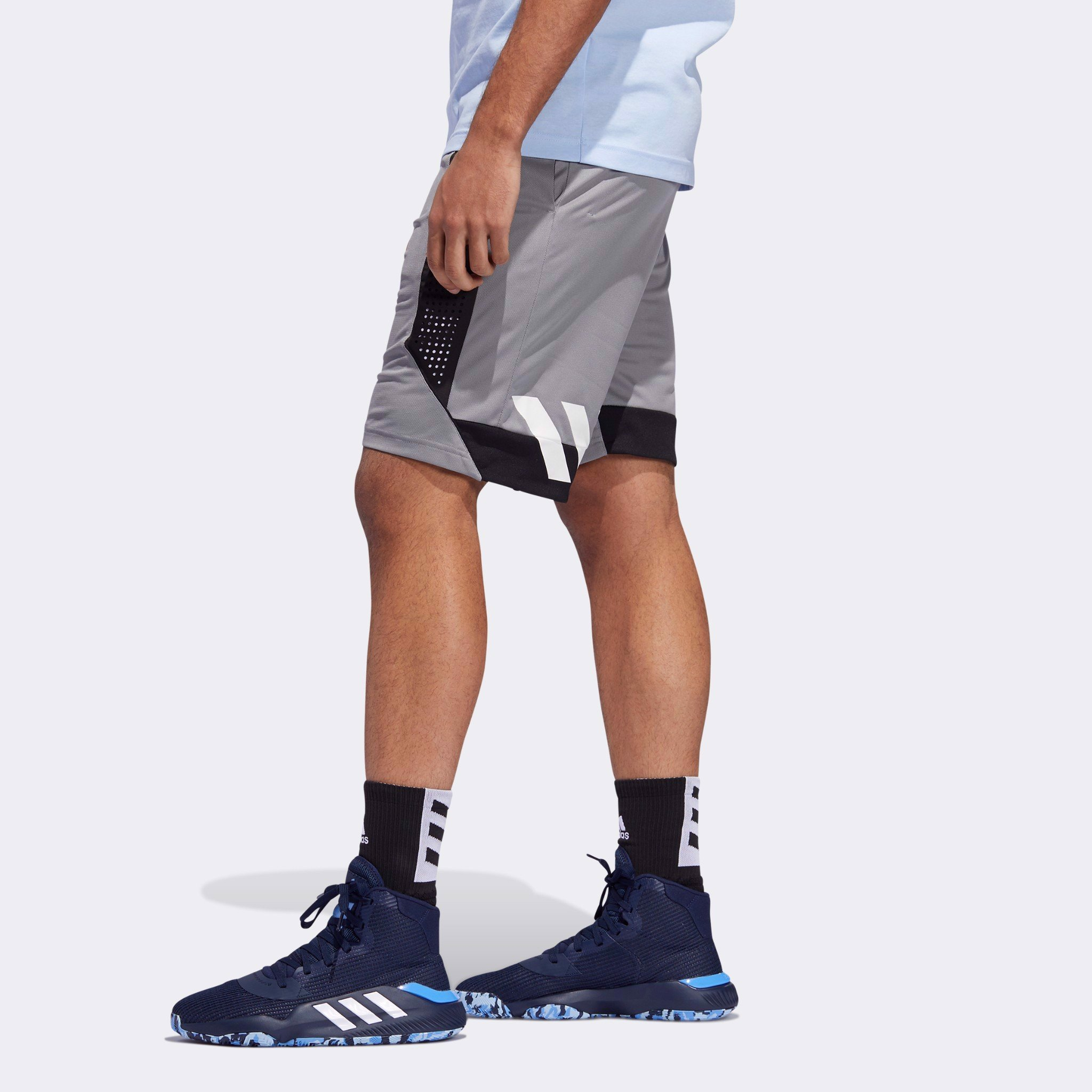adidas Creator 365 Short 'Grey'
