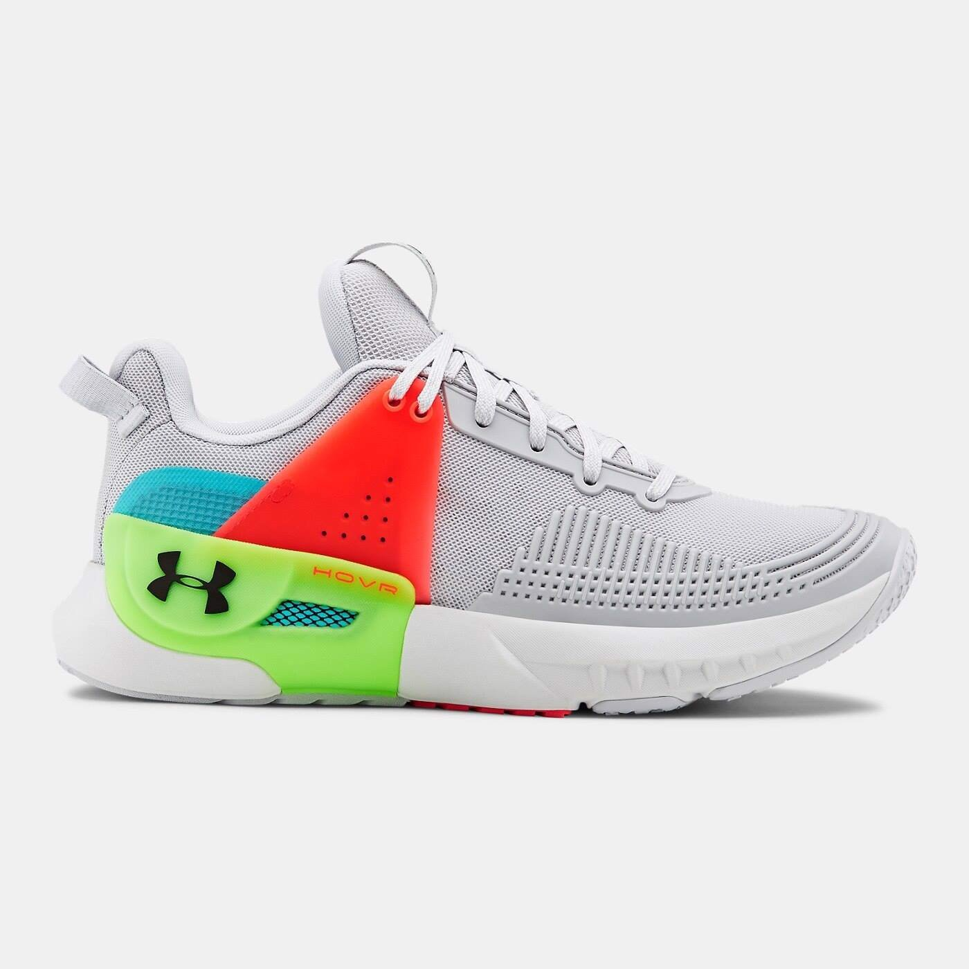 Under Armour HOVR Apex 'Grey/Neon'