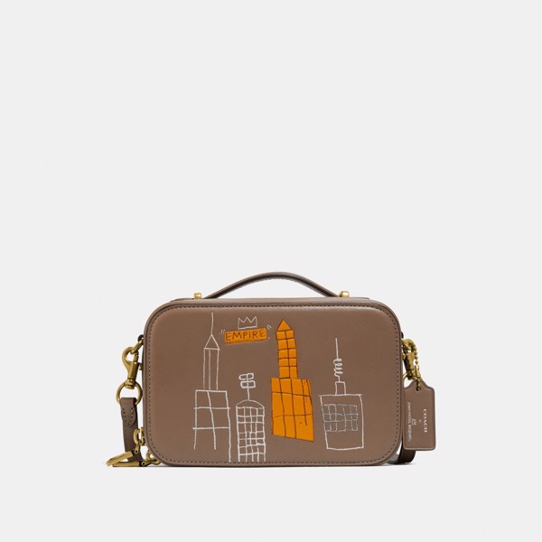 Coach x Jean-Michel Basquiat Alie Belt Bag - Elm
