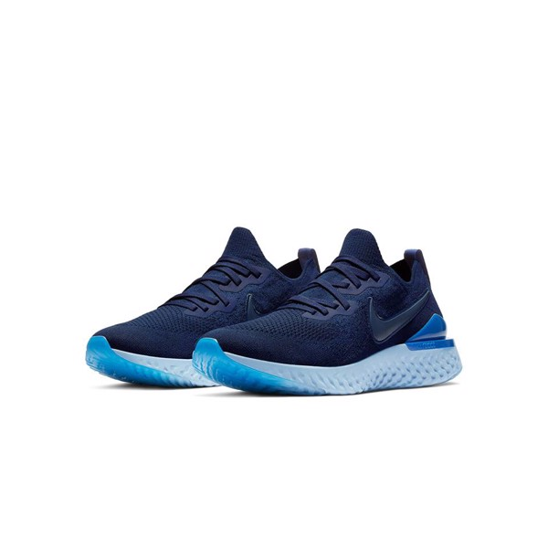 Nike Epic React Flyknit 2 'Blue Void'